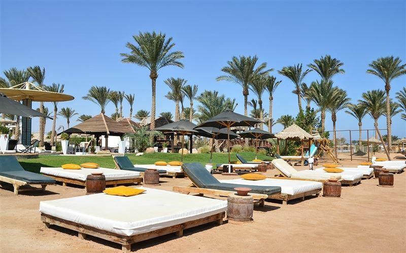 Отель El Hayat Sharm Resort Шарм-эль-Шейх