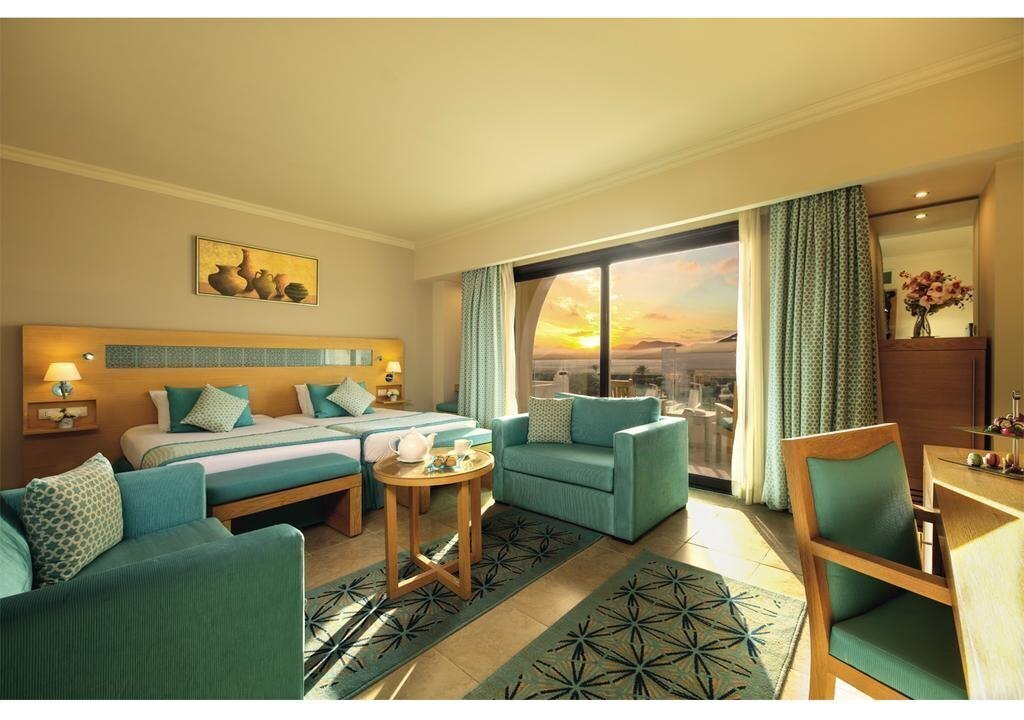 Фото Movenpick Resort Soma Bay 5*