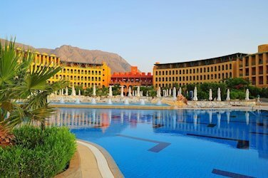 Strand Taba Heights Beach & Golf Resort (ex. Intercontinental Taba Heights) 5*, Египет, Таба