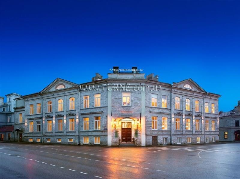 The Von Stackelberg Hotel Tallinn Таллинн