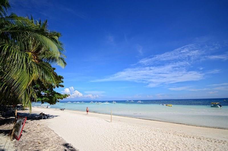 Dumaluan Beach Resort Филиппины Бохол