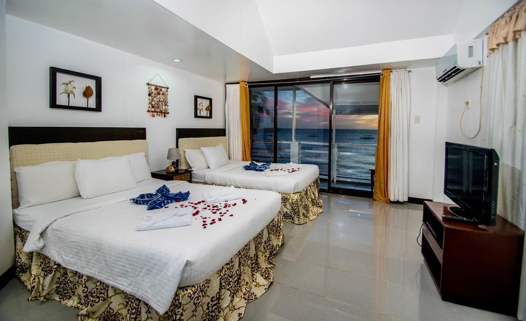 Отель The Beach House Boracay Филиппины Боракай