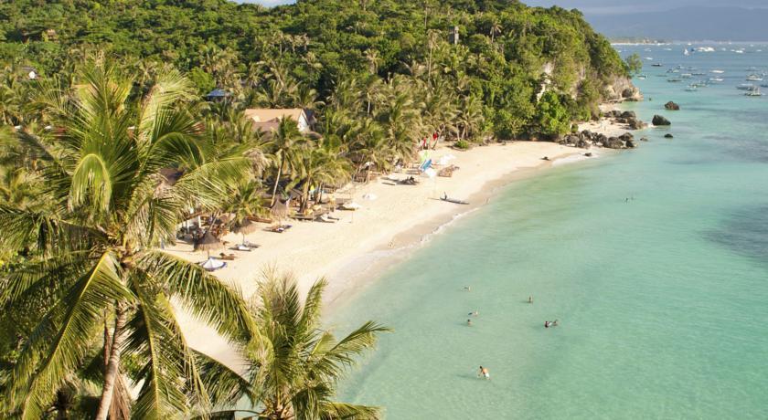 Фото The Beach House Boracay Филиппины Боракай