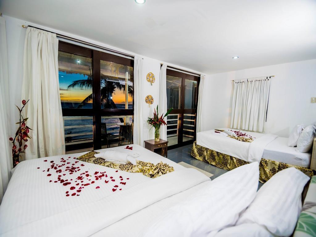 Отель The Beach House Boracay Боракай