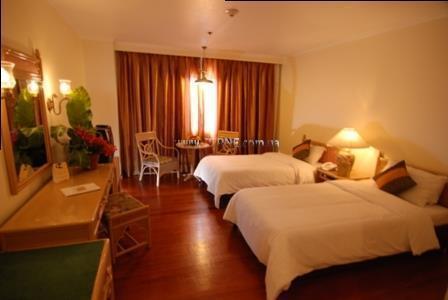 Отель Apo View Hotel Давао