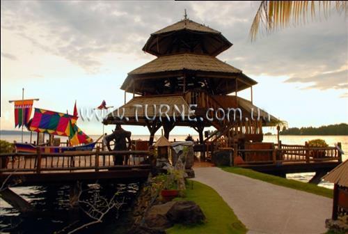 Отель Pearl Farm Beach Resort Филиппины Давао