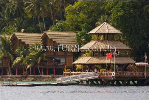 Отель Pearl Farm Beach Resort Давао