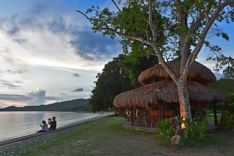 Фото El Nido Cove Филиппины