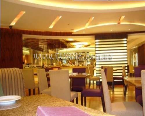 Hyatt Hotel & Casino Филиппины Манила