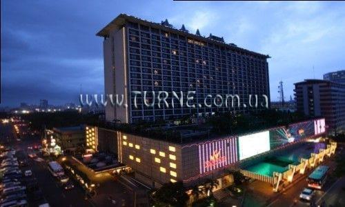 Фото Manila Pavilion Hotel Филиппины Манила