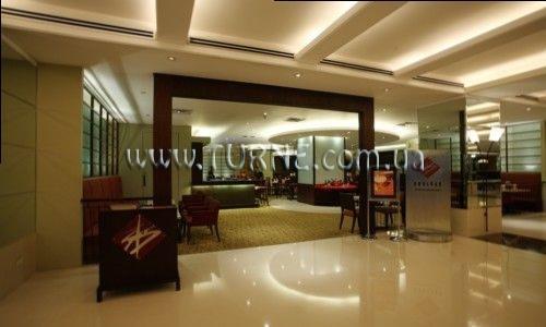 Отель Manila Pavilion Hotel Филиппины Манила