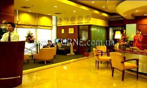 Отель Millenium Plaza Hotel Филиппины Манила