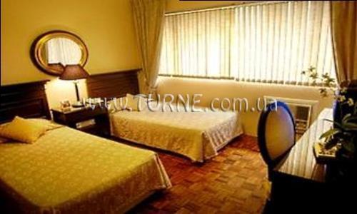 Отель Orchid Garden Suites Филиппины Манила