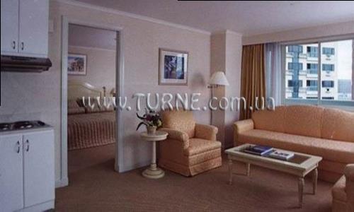 Отель Oxford Suites Манила