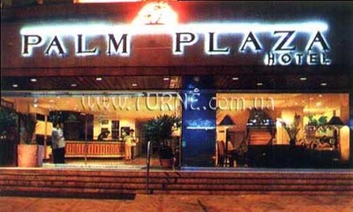 Отель Palm Plaza Hotel Филиппины Манила