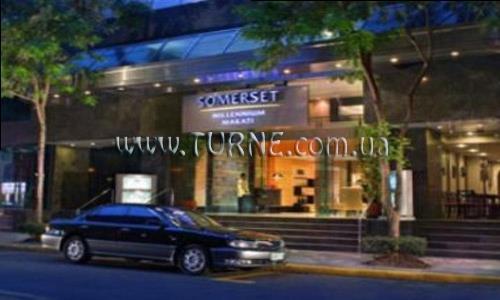 Фото Somerset Millenium Makati Манила