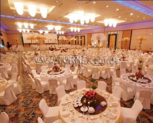 Отель Crowne Plaza Galleria Филиппины Манила