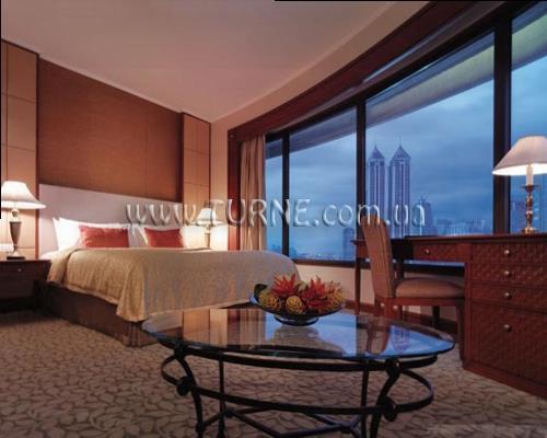 Отель Edsa Shangri-La Манила