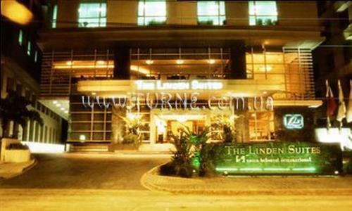 Отель Linden Suites Манила