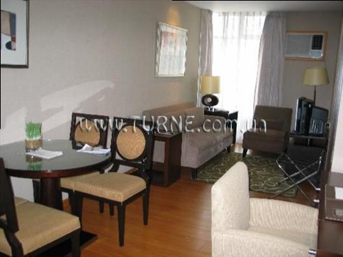 The A Venue Hotel Suites Манила