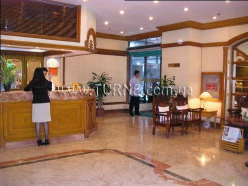 Отель Citadel Inn Makati Филиппины Манила
