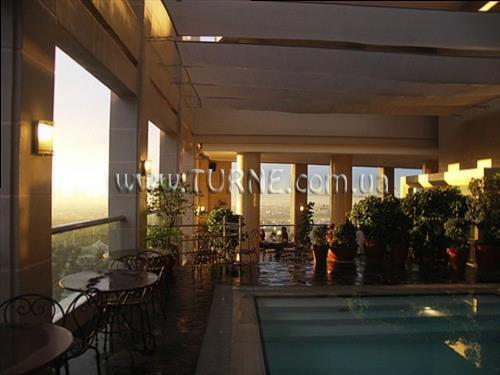 Отель City Garden Suites Филиппины Манила