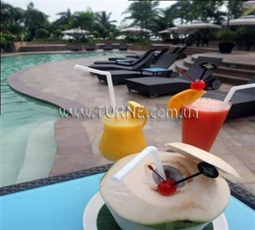 Отель Diamond Hotel Манила