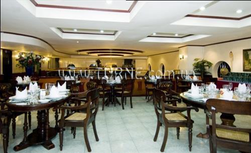 Отель Berjaya Manila Hotel Филиппины Манила