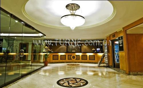 Berjaya Manila Hotel Манила