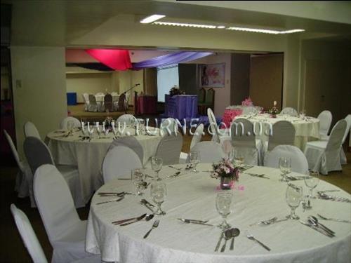 Atrium Hotel Manila Филиппины Манила