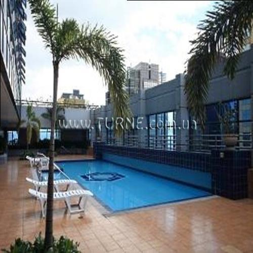 Отель Malayan Plaza Манила