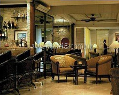 Отель Traders Hotel Manila Филиппины Манила