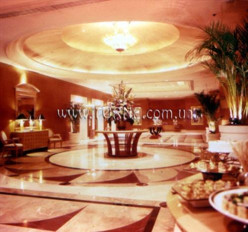 Отель Pan Pacific Филиппины Манила