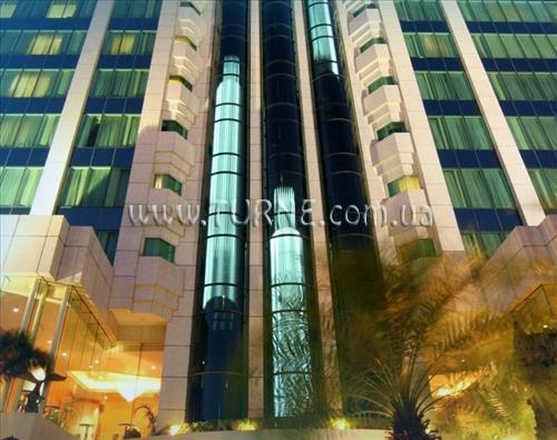 Отель Pan Pacific Манила
