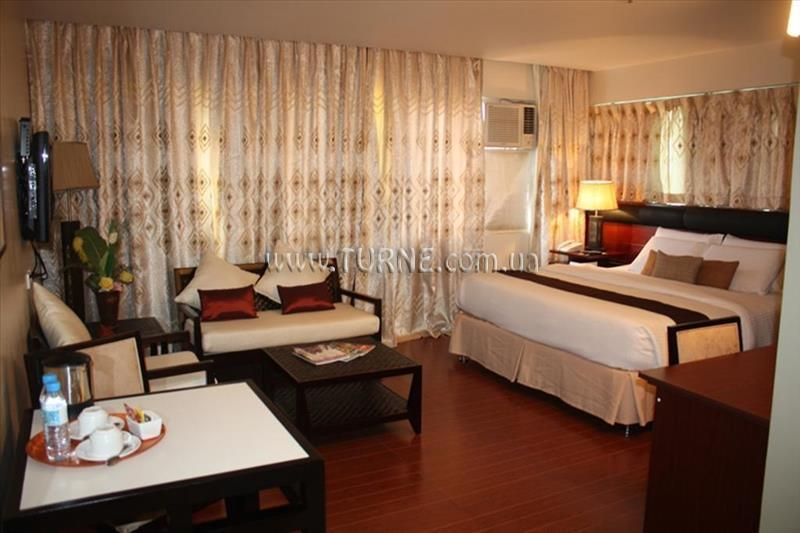 Отель Allure Hotel & Suites Филиппины о. Себу