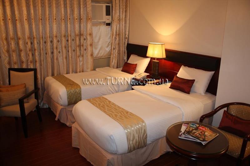 Отель Allure Hotel & Suites о. Себу