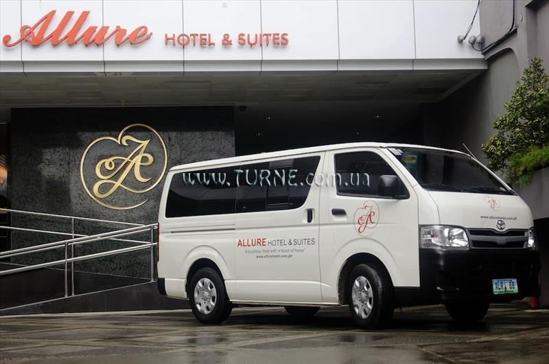 Allure Hotel & Suites о. Себу