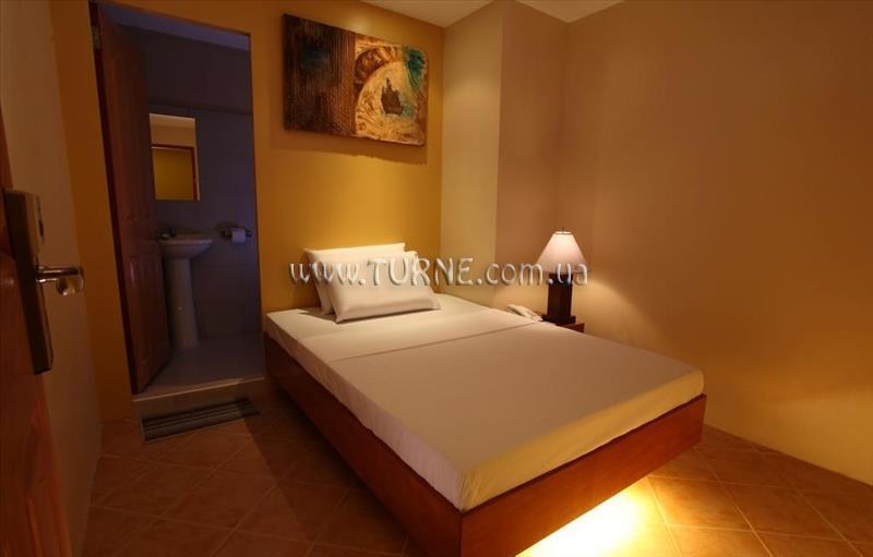 Отель Gran Prix Hotel & Suites о. Себу