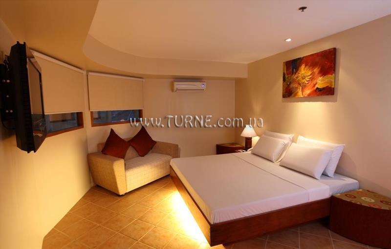Gran Prix Hotel & Suites Филиппины о. Себу
