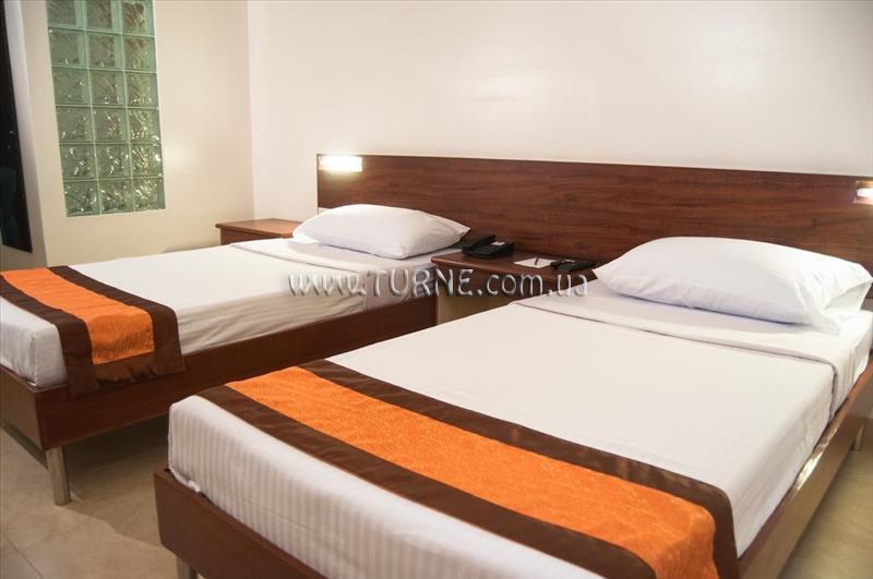 Отель M Citi Suites Филиппины о. Себу