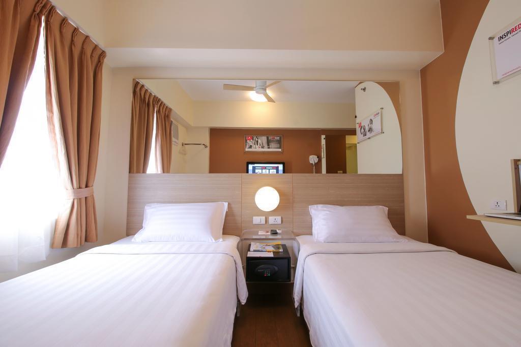 Отель Red Planet Hotel Cebu Филиппины о. Себу