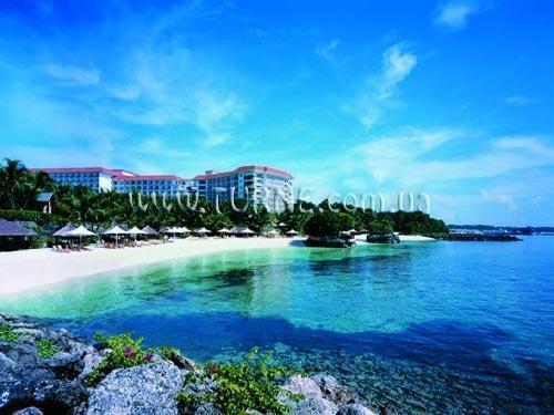 Фото Shangri-La Mactan Resort & SPA Филиппины о. Себу