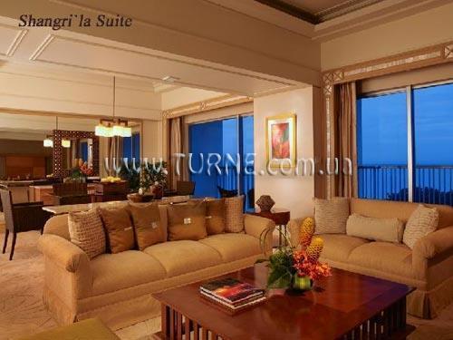 Отель Shangri-La Mactan Resort & SPA о. Себу