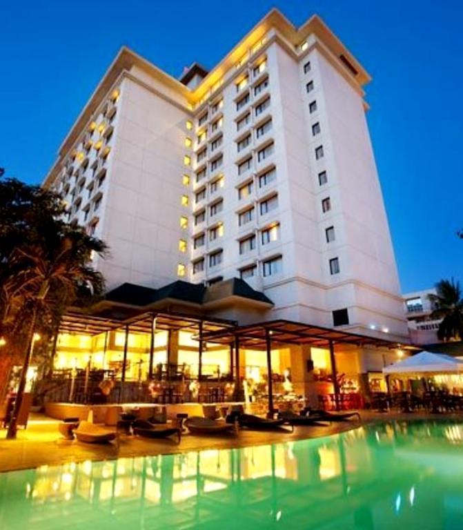 Фото Cebu City Marriott Hotel