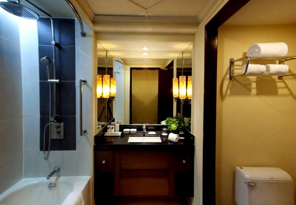 Отель Cebu City Marriott Hotel Филиппины о. Себу