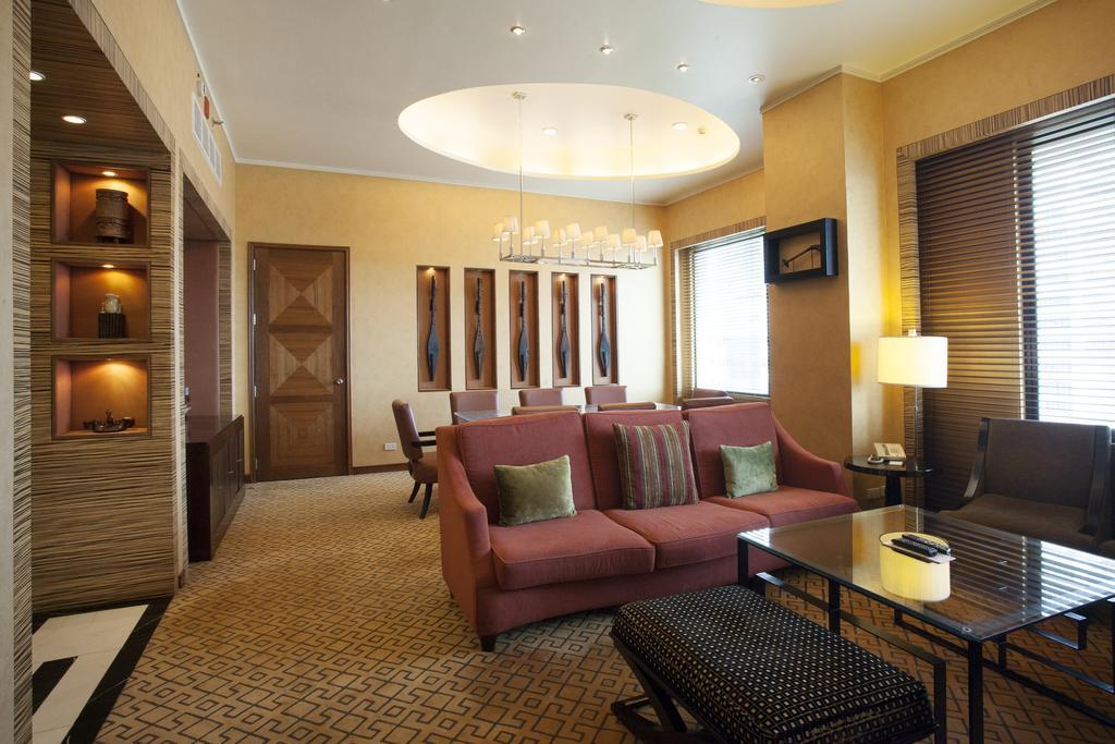 Фото Cebu City Marriott Hotel Филиппины