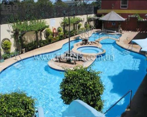 Отель Crown Regency Suites - Mactan Филиппины о. Себу