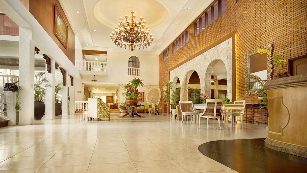 Отель Montebello Villa Hotel Филиппины о. Себу