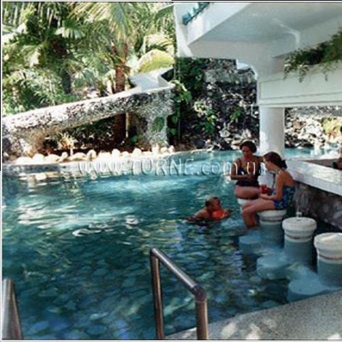 Отель Tambuli Beach Resort Филиппины о. Себу