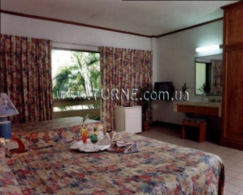 Отель Tambuli Beach Resort о. Себу